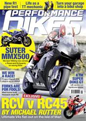 Performance Bikes issue August 2016