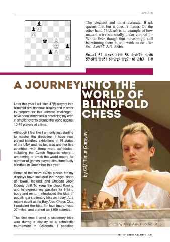 British Chess Magazine Preview 15