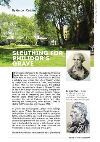 British Chess Magazine Preview 37