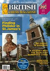 British Chess Magazine issue June 2016