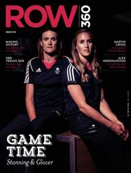 Row360 issue May | June 2016