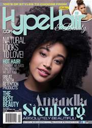 Hype Hair issue July/August 2016