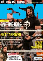Fighting Spirit Magazine issue Issue 134