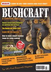 Bushcraft & Survival Skills Magazine issue Issue 63
