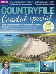 Countryfile Magazine issue August 2016