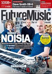 Future Music issue August 2016