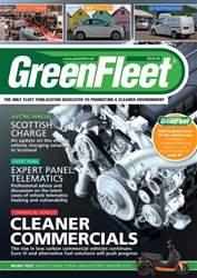 GreenFleet Magazine issue GreenFleet 95