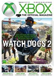 Official Xbox Magazine (UK Edition) issue August 2016