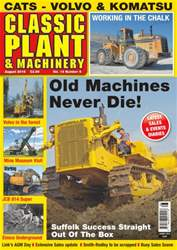 Classic Plant & Machinery issue Vol. 14 No. 9 Old Machines Never Die