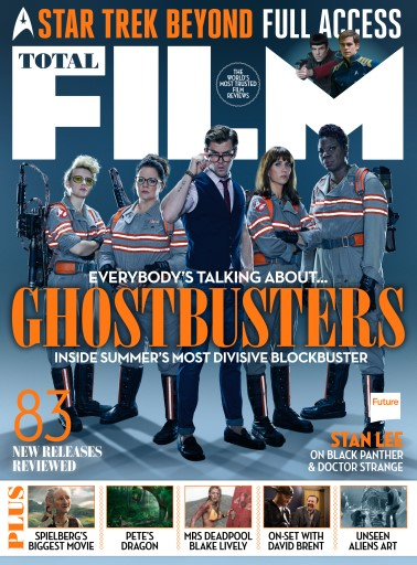 Total Film issue August 2016