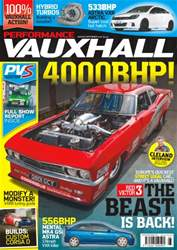 Performance Vauxhall issue No. 182 4000 BHP!