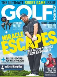 Golf Monthly issue August 2016