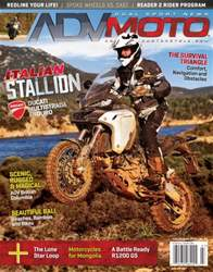 Adventure Motorcycle issue ADVMoto Jul/Aug 2016