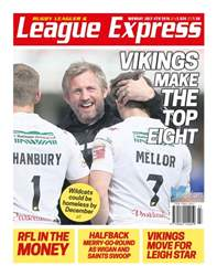 League Express issue 3026