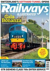 Railways Illustrated issue August 2016