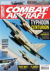 Combat Aircraft issue August 2016