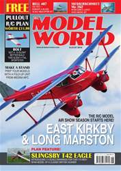 Radio Control Model World issue August 2016