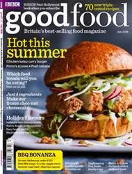 BBC Good Food issue July 2016