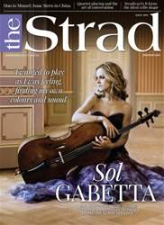 The Strad issue August 2016