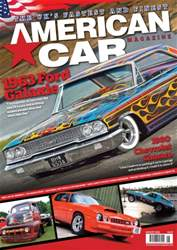 American Car Magazine issue August 2016