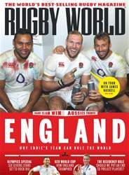 Rugby World issue August 2016