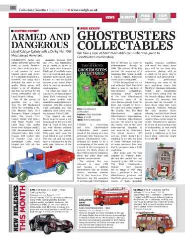 Collectors Gazette Preview 6