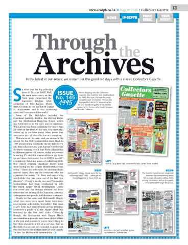 Collectors Gazette Preview 13