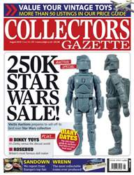 Collectors Gazette issue August 2016