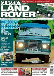Classic Land Rover Magazine issue August 2016