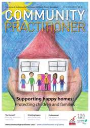 Community Practitioner issue July 2016