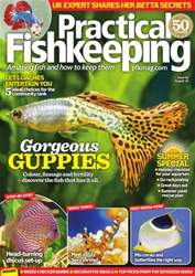 Practical Fishkeeping issue August 2016