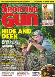 Sporting Gun issue August 2016