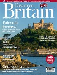 Discover Britain issue August/September16