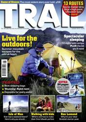 Trail issue August 2016