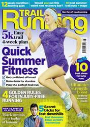 Trail Running issue Aug/Sep 2016