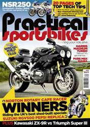Practical Sportsbikes issue August 2016