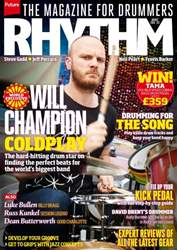 Rhythm issue August 2016