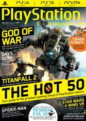 Playstation Official Magazine (UK Edition) issue August 2016