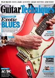Guitar Techniques issue August 2016
