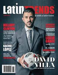 Latin Trends issue issue 129