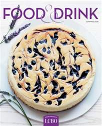 LCBO Food & Drink issue Summer 2016