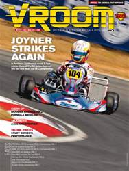 Vroom International issue n. 181 -  July 2016