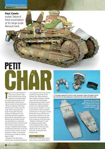 Airfix Model World Preview 64