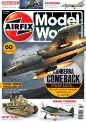 Airfix Model World issue August 2016
