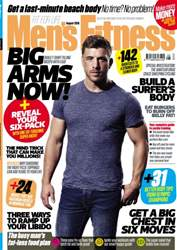 Men's Fitness issue August 2016