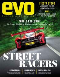 Evo issue September 2016