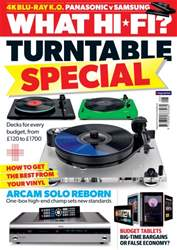 What HiFi issue August 2016