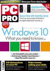 PC Pro issue September 2016