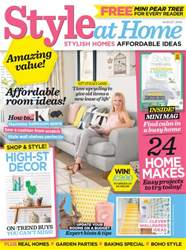 Style at Home issue August 2016