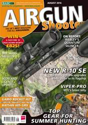 Airgun Shooter issue August 2016 - Issue 085